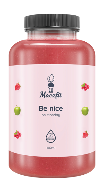 Be nice on Monday