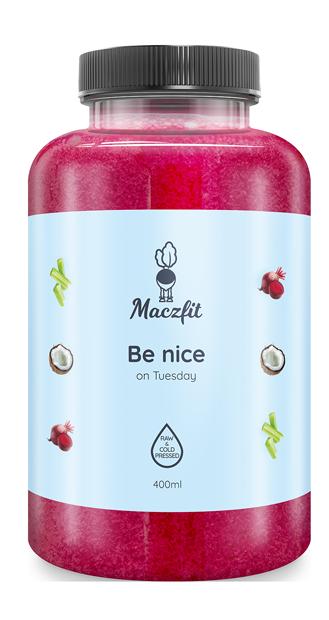Be nice on Tuesday