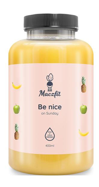 Be nice on Sunday